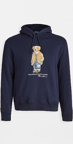 Polo Ralph Lauren - Polo Bear Magic Fleece Hoodie