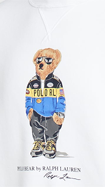 Polo Ralph Lauren Polo Bear Magic Fleece Pullover