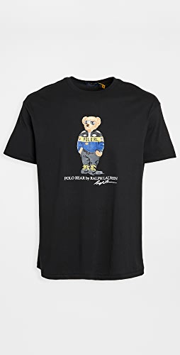 Polo Ralph Lauren - Polo Bear Short Sleeve Jersey T-Shirt