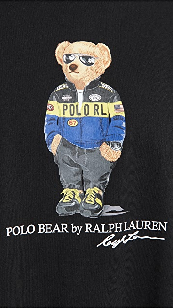 Polo Ralph Lauren Polo Bear Short Sleeve Jersey T-Shirt