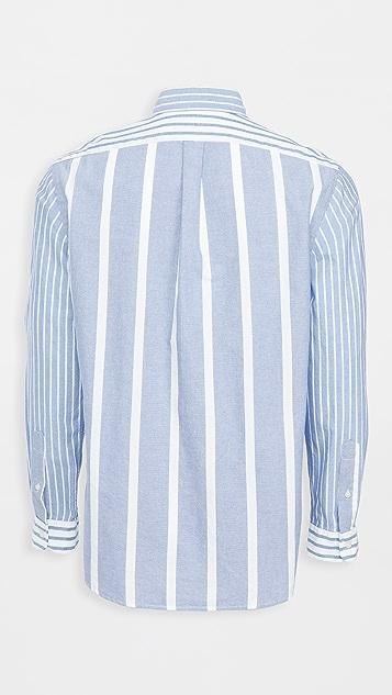 Polo Ralph Lauren Oxford Striped Fun Shirt