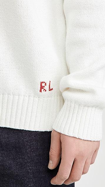 Polo Ralph Lauren Polo Bear Crew Neck Sweater