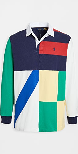 Polo Ralph Lauren - Colorblocked Rugby Shirt
