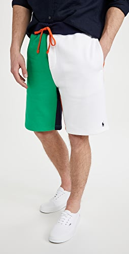 Polo Ralph Lauren - Colorblocked Magic Fleece Shorts