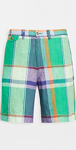 Polo Ralph Lauren - Patchwork Madras Classic Shorts