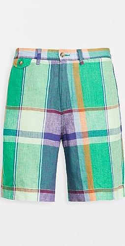 Polo Ralph Lauren - Patchwork Madras Classic Shorts