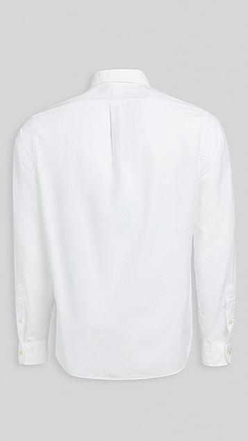 Polo Ralph Lauren Long Sleeve Seersucker Shirt