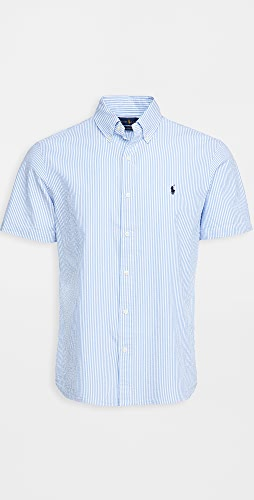 Polo Ralph Lauren - Short Sleeve Seersucker Shirt
