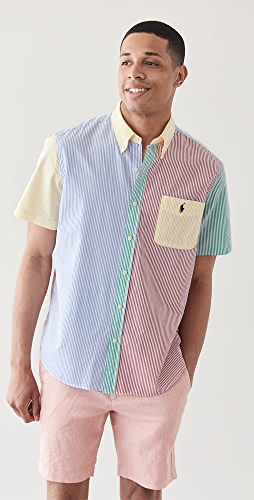 Polo Ralph Lauren - Short Sleeve Seersucker Fun Shirt
