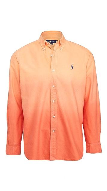 Polo Ralph Lauren Dip Dyed Oxford Shirt