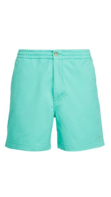Polo Ralph Lauren Stretch Twill Prepster Shorts