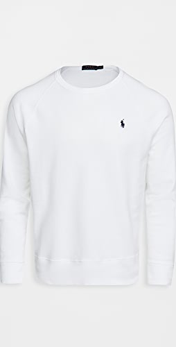 Polo Ralph Lauren - Spa Terry Fleece Crew Neck Sweatshirt