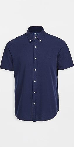 Polo Ralph Lauren - Short Sleeve Seersucker Shirt