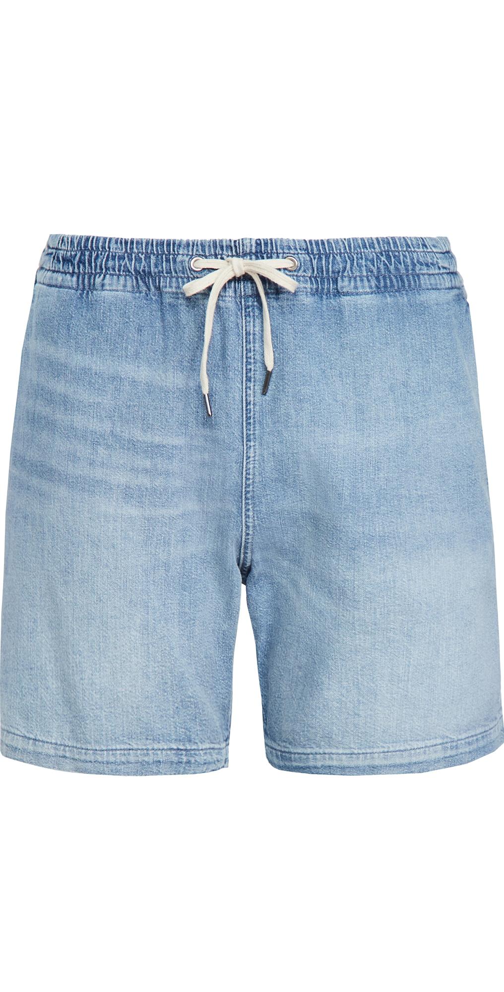 Polo Ralph Lauren Washed Denim Prepster Shorts