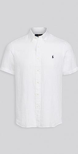 Polo Ralph Lauren - Short Sleeve Linen Shirt