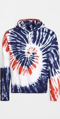 Polo Ralph Lauren - Americana Tie Dye Hoodie