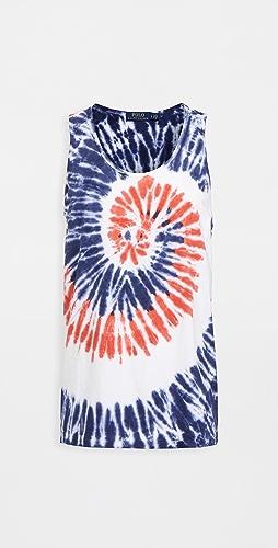 Polo Ralph Lauren - Americana Tie Dye Tank Top