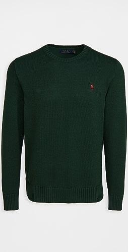 Polo Ralph Lauren - Cotton Shaker Sweater
