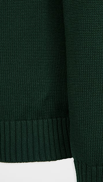 Polo Ralph Lauren Cotton Shaker Sweater