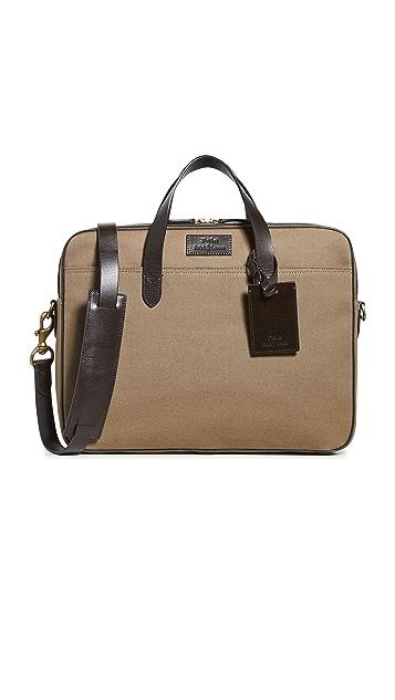 Polo Ralph Lauren Canvas Commuter Bag