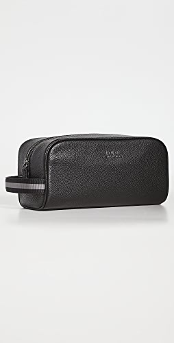 Polo Ralph Lauren - Pebbled Leather Toiletries Bag