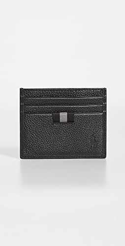 Polo Ralph Lauren - Pebbled Leather Credit Card Holder
