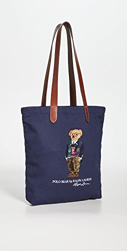 Polo Ralph Lauren - Preppy Bear Shopper Bag