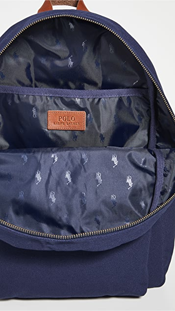 Polo Ralph Lauren Preppy Bear Backpack