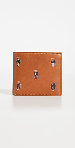 Polo Ralph Lauren - Allover Bear Billfold