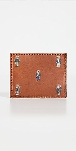 Polo Ralph Lauren - Allover Bear Credit Card Holder