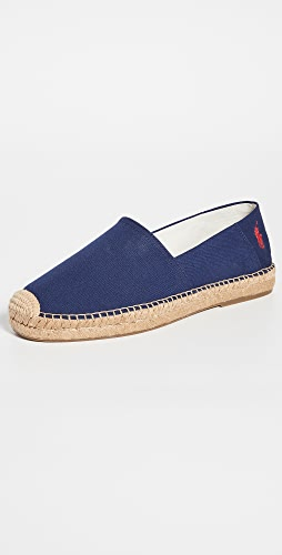 Polo Ralph Lauren - Cevio Slip On Espadrilles