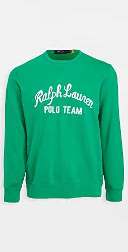 Polo Ralph Lauren - Long Sleeve Pullover Sweatshirt