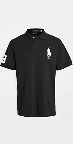 Polo Ralph Lauren - Big Pony Mesh Custom Slim Fit Polo