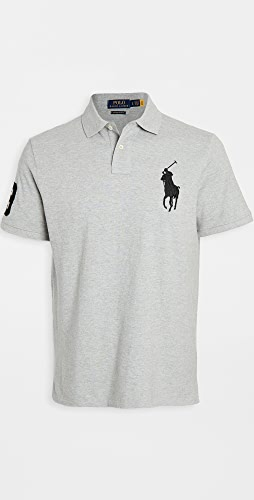 Polo Ralph Lauren - Big Pony Mesh Custom Slim Fit