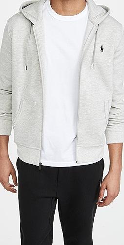 Polo Ralph Lauren - Double Knit Tech Full Zip Hoodie