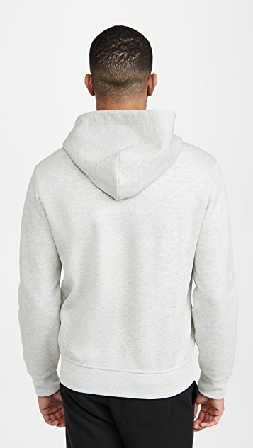 Polo Ralph Lauren Double Knit Tech Full Zip Hoodie