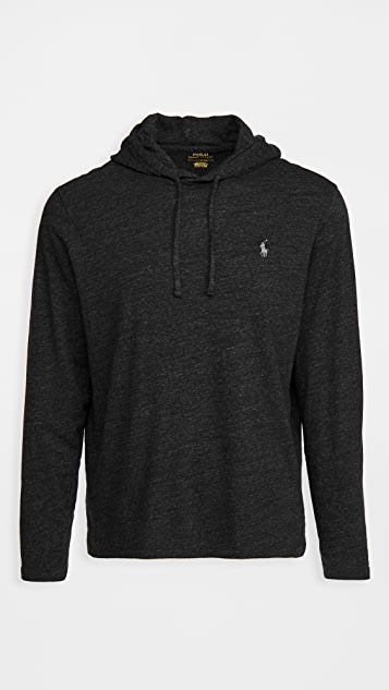 Polo Ralph Lauren Long Sleeve Hooded Tee