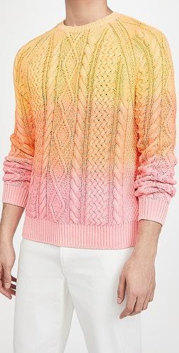Polo Ralph Lauren - Cotton Cable Aran Sweater