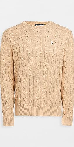 Polo Ralph Lauren - Cotton Cable Sweater