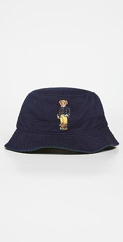 Polo Ralph Lauren - Bear Loft Bucket Hat