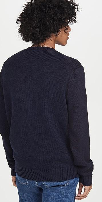 Polo Ralph Lauren Riding Polo Bear Sweater