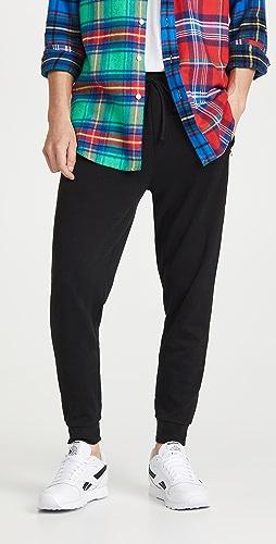Polo Ralph Lauren - Lux Jersey Double Knit Pants