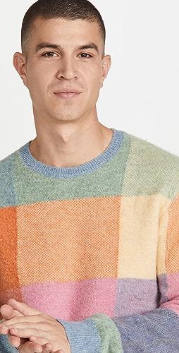 Polo Ralph Lauren - Wool Patchwork Fun Sweater