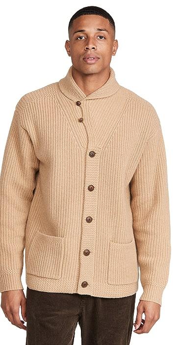 Polo Ralph Lauren Wool Cashmere Cardigan