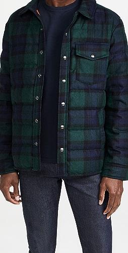 Polo Ralph Lauren - Blackwatch Down Shirt Jacket