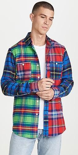 Polo Ralph Lauren - Multi Plaid Fun Shirt