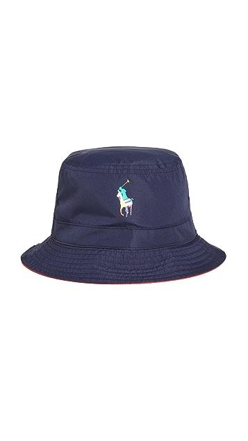 Polo Ralph Lauren Reversible Bucket Hat