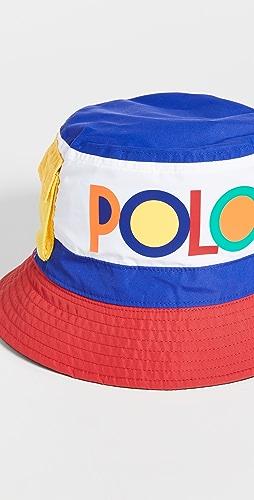 Polo Ralph Lauren - Reversible Bucket Hat
