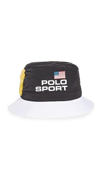 Polo Ralph Lauren Perforated Bucket Hat