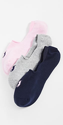 Polo Ralph Lauren - Sneaker Liner 3 Pack